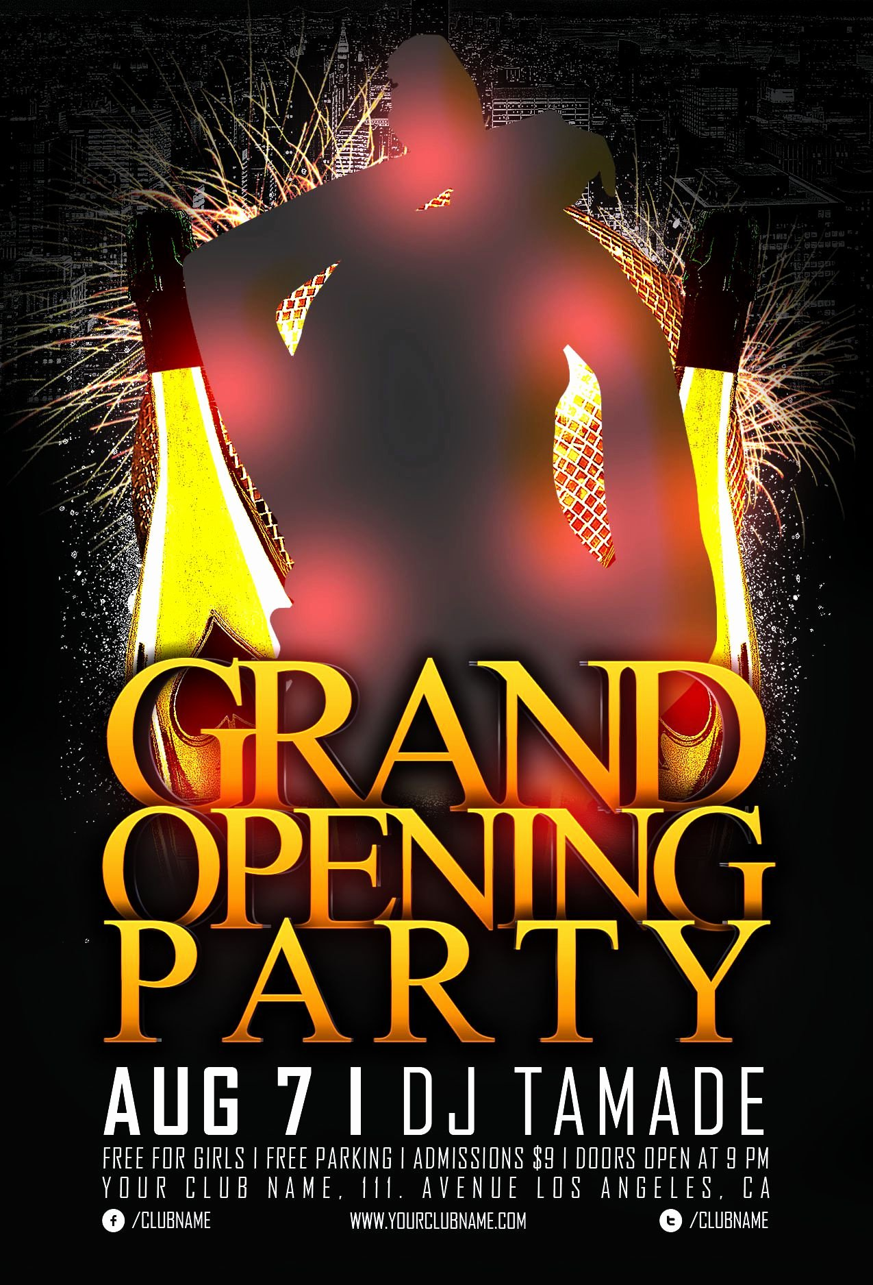 Grand Opening Flyer Template Lovely 20 Grand Opening Flyer Templates Free Demplates