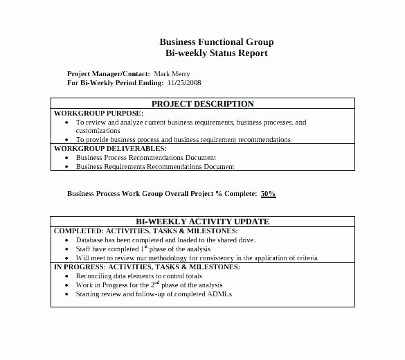 Grant Financial Report Template Unique Grant Progress Report Template Progress Reports Template