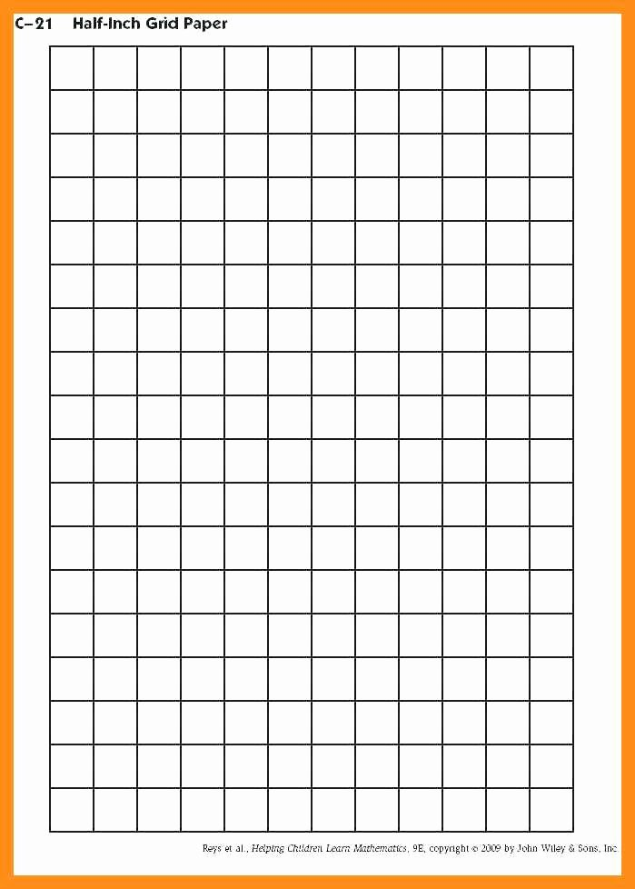 Graph Paper Template Excel Awesome 10 11 Grid Paper Template for Excel