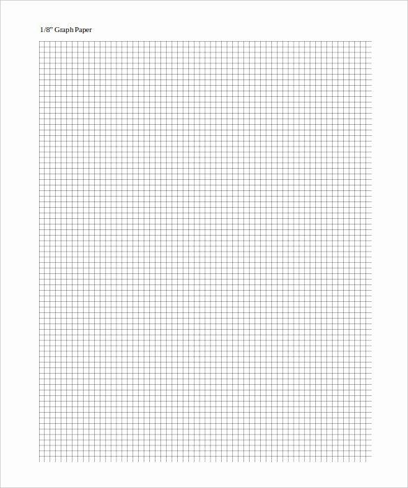 Graph Paper Template Excel Beautiful Graph Paper Template Excel – thedl