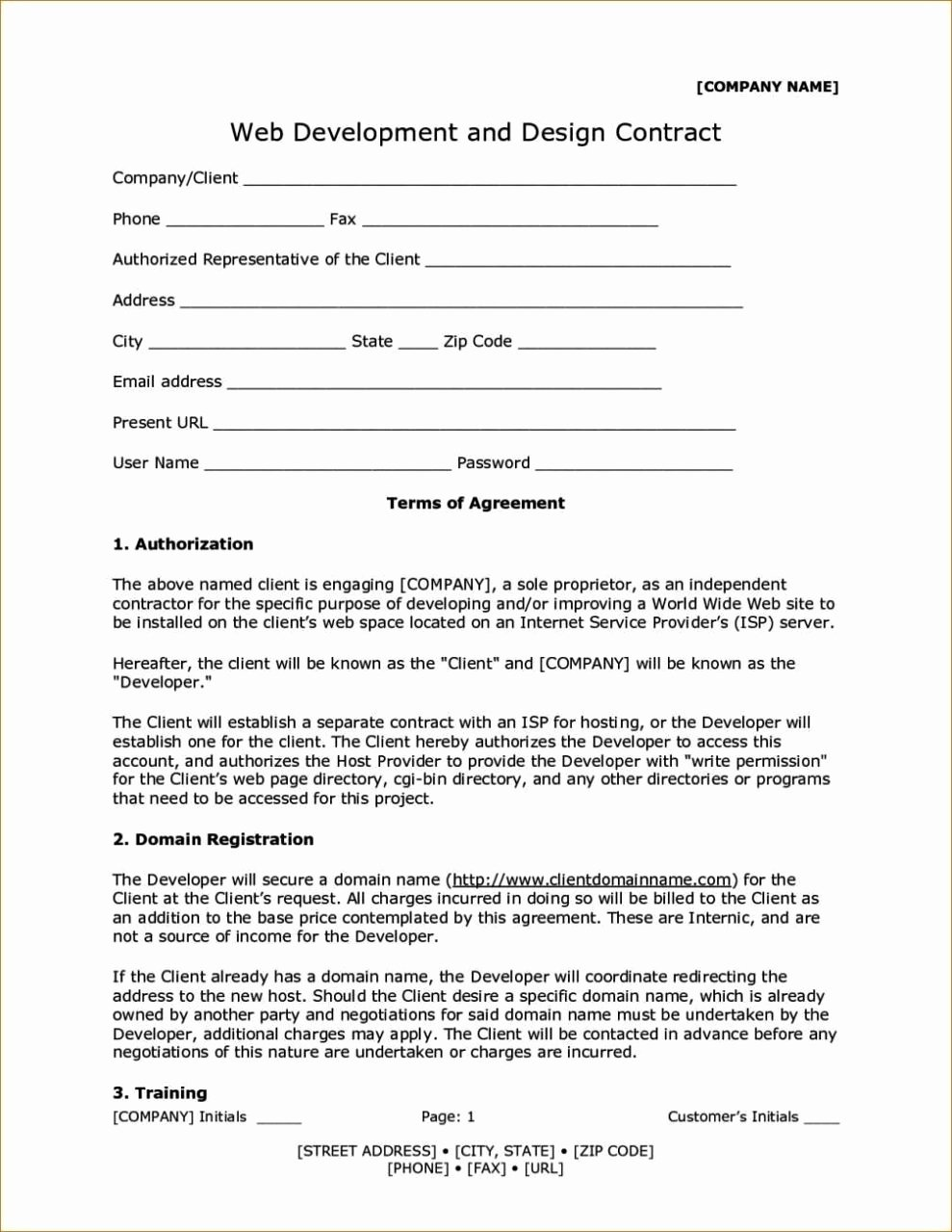 Graphic Design Contract Template Pdf Awesome Graphic Designer Contract Template Sampletemplatess