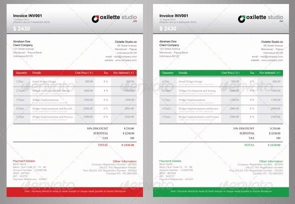 Graphic Design Invoice Template Indesign Beautiful Free Invoice Template Indesign – Batayneh