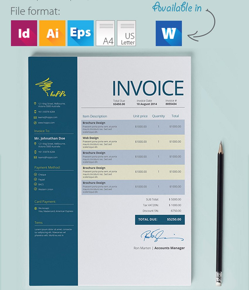 Graphic Design Invoice Template Indesign Beautiful Freeoice Templates byoiceberry the Grid System Template