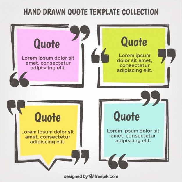 Graphic Design Quote Template Best Of 15 Best Quote Templates Images On Pinterest