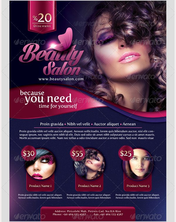 Hair Flyers Free Template Luxury 83 Beauty Salon Flyer Templates Psd Eps Ai