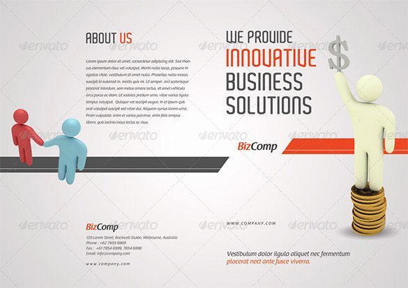 Half Fold Brochure Template Awesome 36 Half Fold Brochure Templates