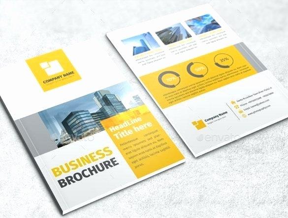 Half Fold Brochure Template Best Of Half Fold Template Word – Picks