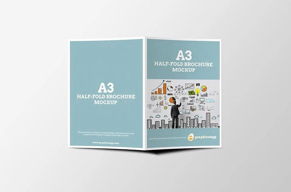 Half Fold Brochure Template Free Best Of Half Fold Brochure Template