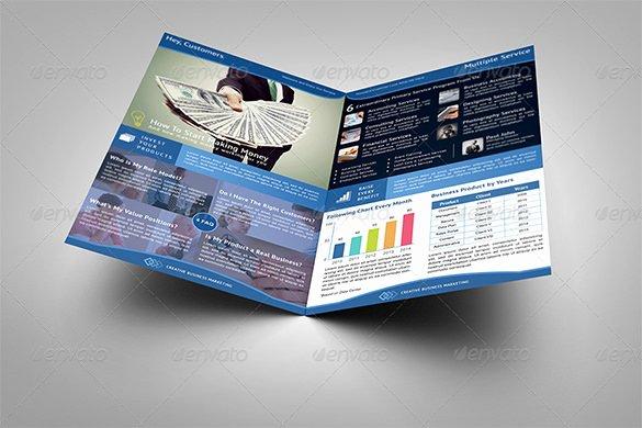 Half Fold Brochure Template Free Elegant 36 Half Fold Brochure Templates