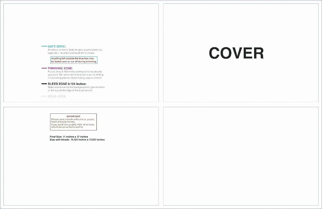 Half Fold Brochure Template Free Inspirational Bi Fold Template Brochure Design Templates Vector Download