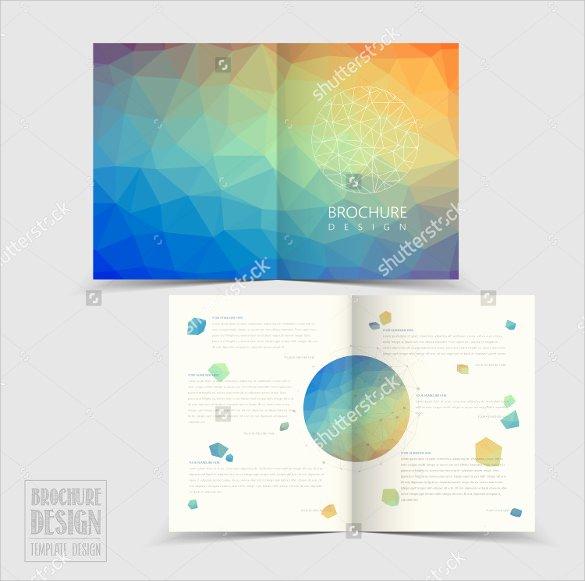 Half Fold Brochure Template Free Luxury 26 Half Fold Brochures
