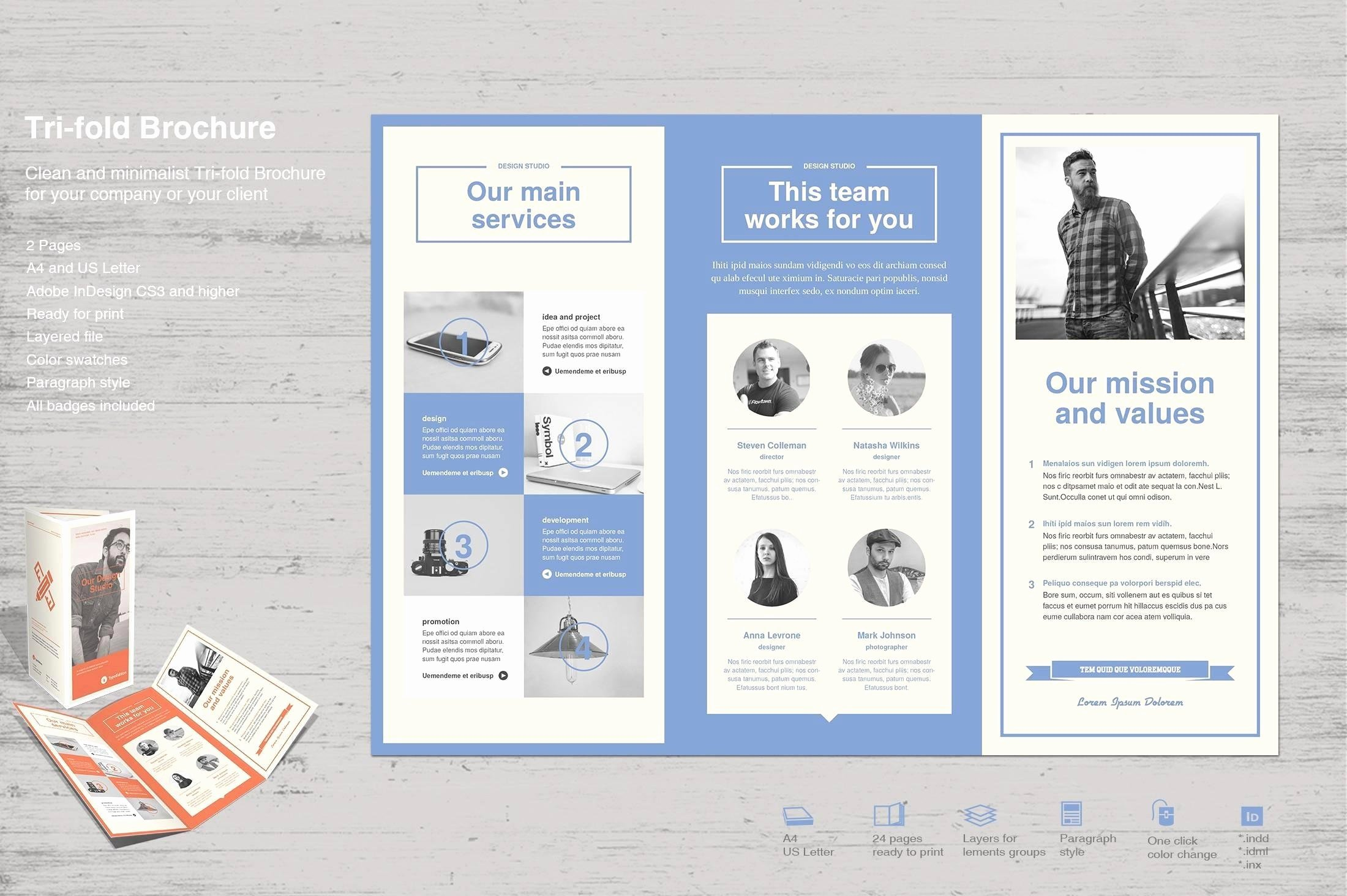 Half Fold Brochure Template Free Luxury 50 Awesome Half Fold Brochure Template Powerpoint