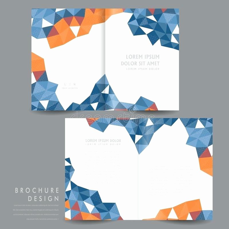 Half Fold Brochure Template Free Luxury Half Fold Brochure Template Blank White Tri Publisher Card
