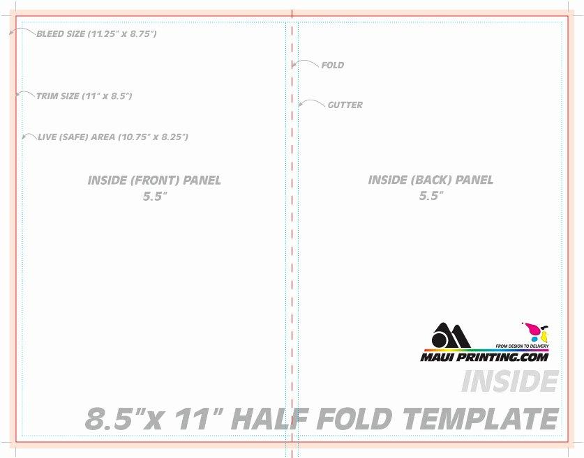 Half Fold Brochure Template Inspirational Half Fold Brochure Template – Emmamcintyrephotography