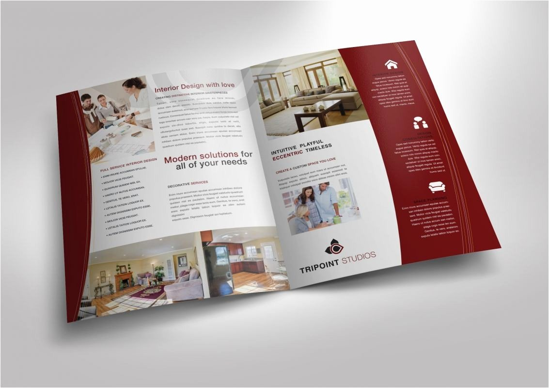 Half Fold Brochure Template Lovely 11x17 Half Fold Brochure Template