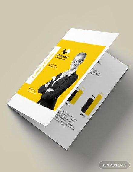 Half Fold Brochure Template Lovely Free Half Fold Brochure Template Download 320 Brochures
