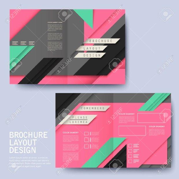 Half Fold Brochure Template New 20 Half Fold Brochures Psd Ai Indesign Vector Eps