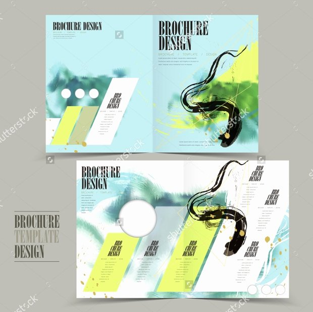 Half Fold Brochure Template New 20 Half Fold Brochures Psd Ai Indesign Vector Eps
