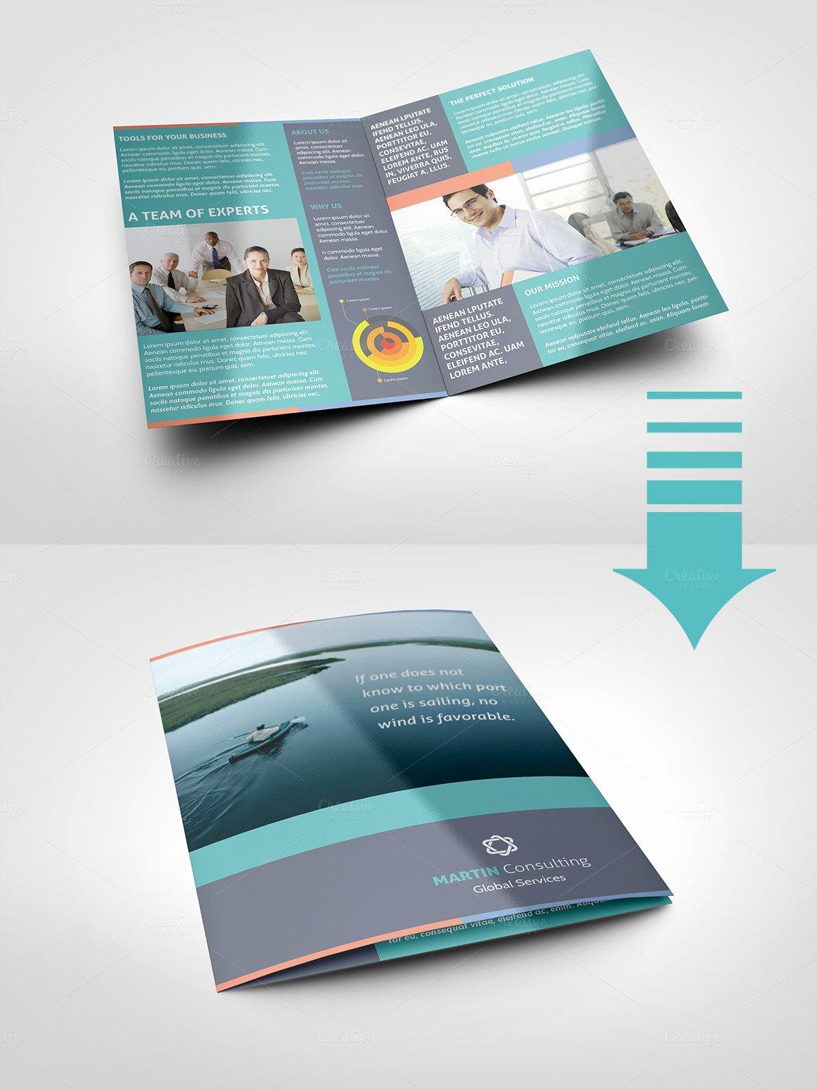 Half Fold Brochure Template Unique A5 Half Fold Brochure 4 Pages Brochure Templates On