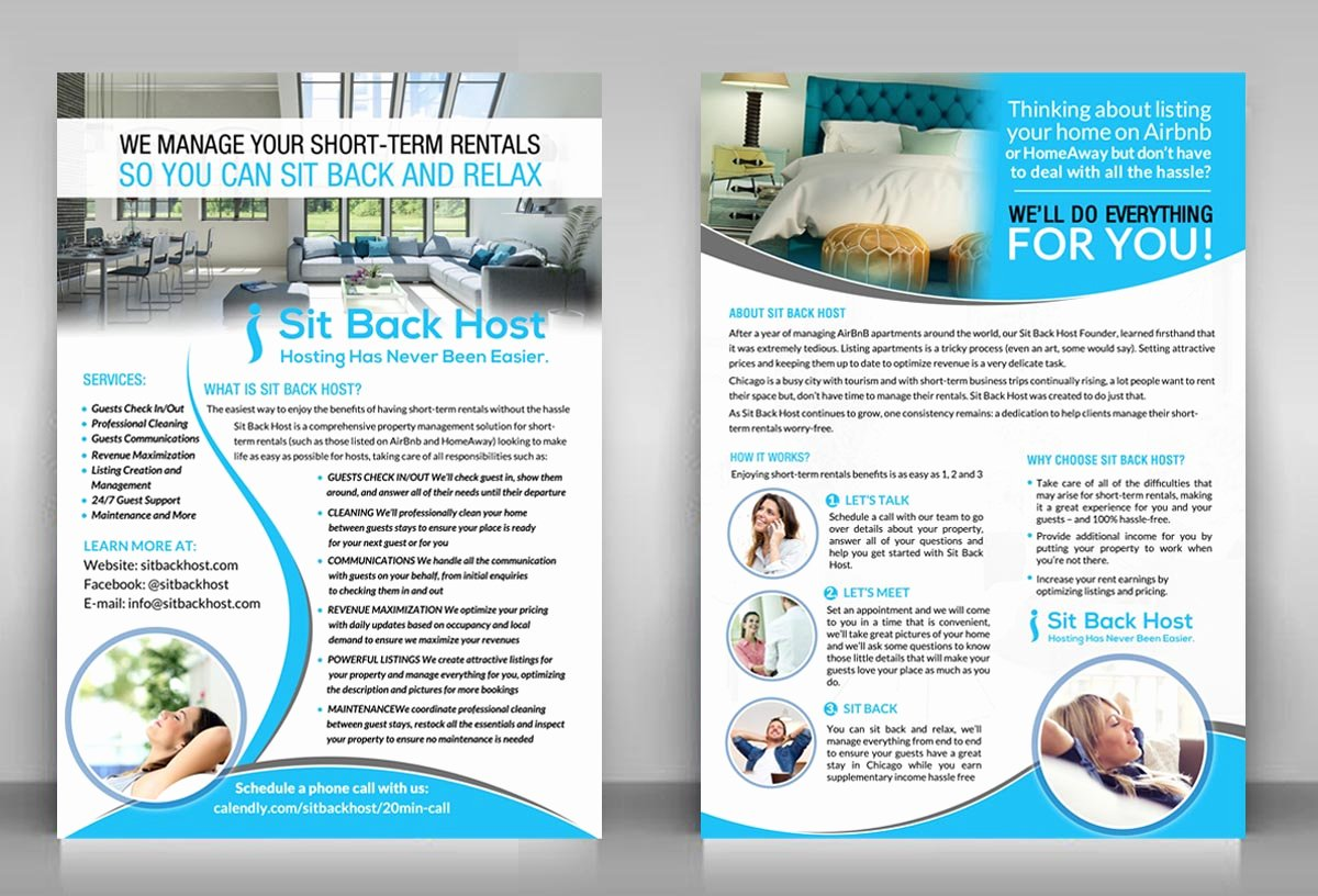 Half Page Brochure Template Awesome Half Page Flyer Design Yourweek D9b978eca25e
