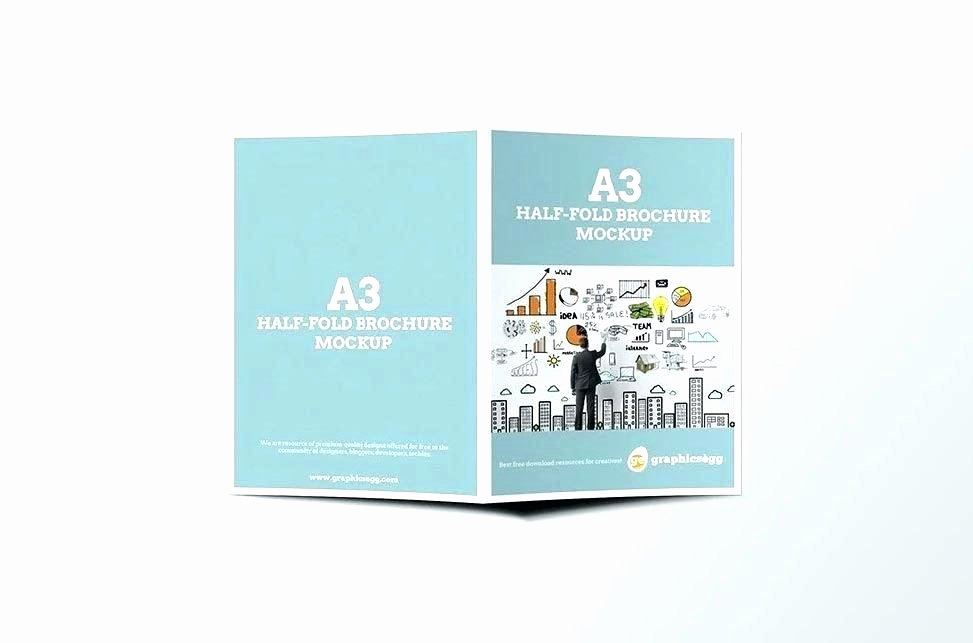 Half Page Brochure Template Beautiful Half Page Brochure Template – Ddmoon