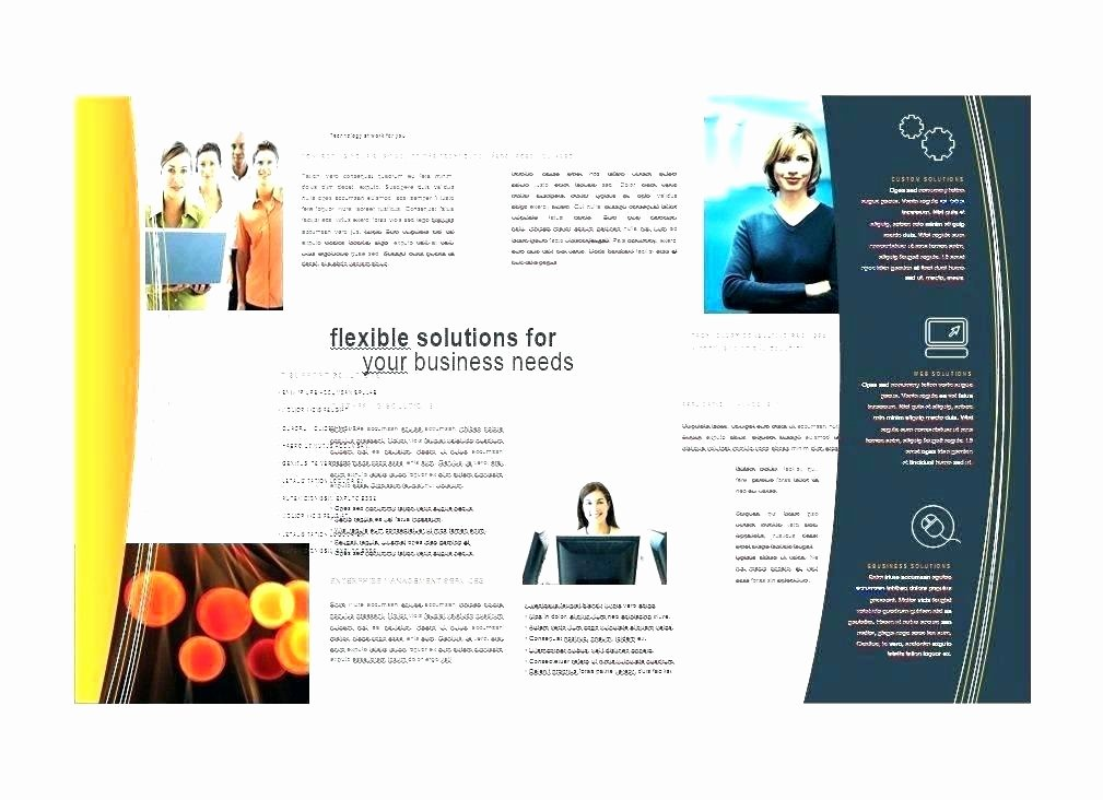 Half Page Brochure Template Elegant 95 How to Make Half Page Flyers In Word Real Estate