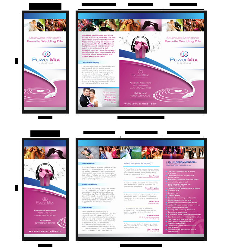 Half Page Brochure Template Luxury Half Page Flyer Design Yourweek D9b978eca25e