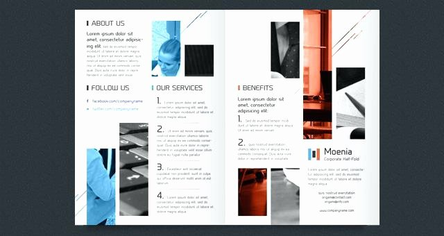 Half Page Brochure Template New Half Page Flyer Template Word Free Sheet Product 2 top