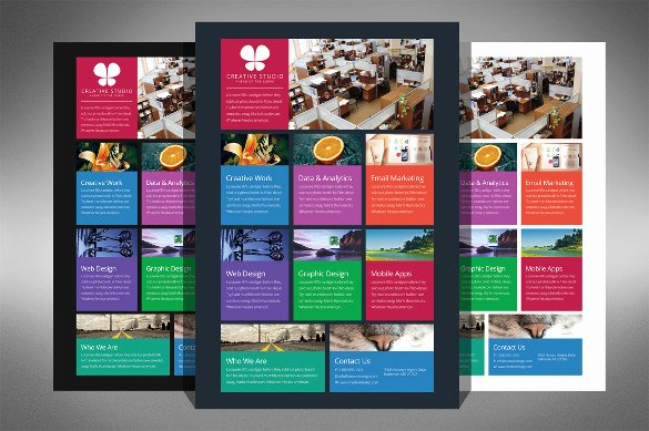 Half Page Flyer Template Elegant Half Page Flyers 27 Free Psd Ai Vector Eps format