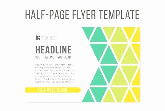 Half Sheet Flyer Template Beautiful 9 Quarter Sheet Flyer Template Word Ityot