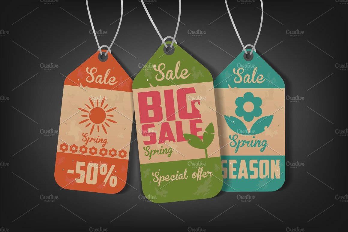 Hang Tag Design Template Inspirational 20 Hang Tag Designs
