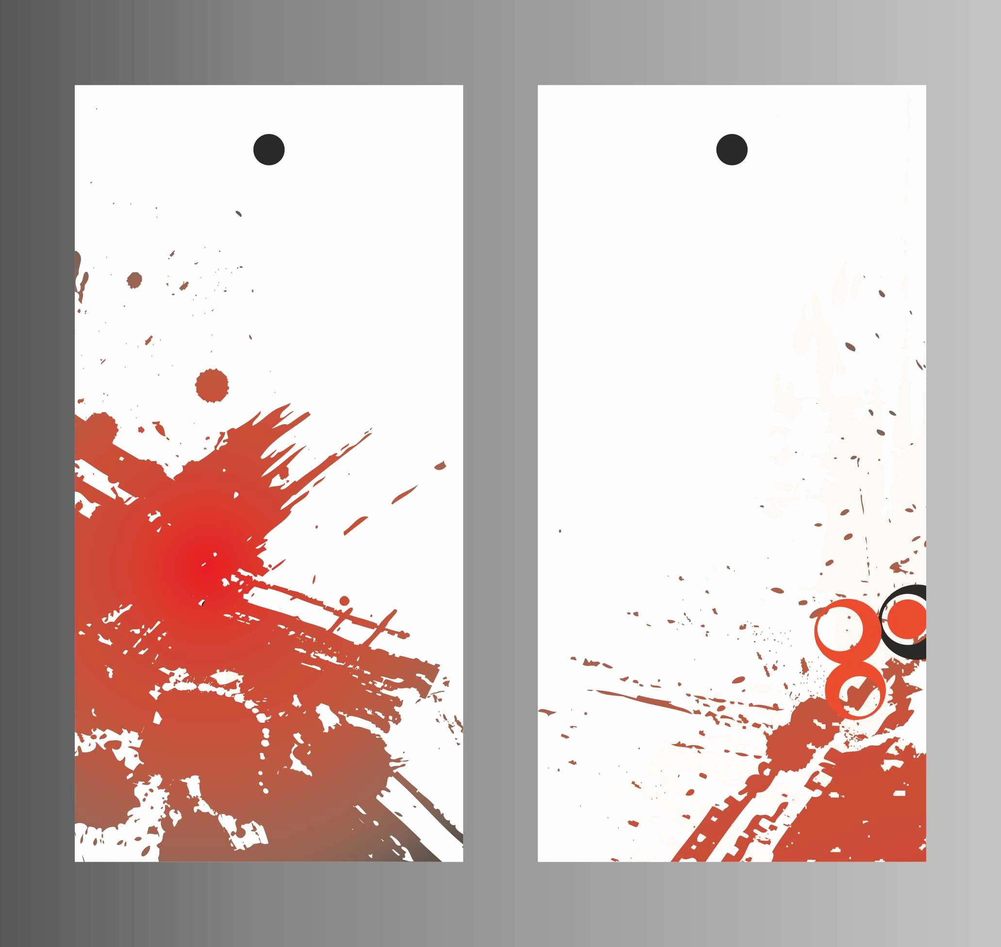 Hang Tag Design Template Inspirational Hang Garment Tag Design Templates Three Balajiprinters