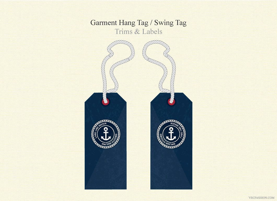 Hang Tag Design Template New 20 Hang Tag Designs