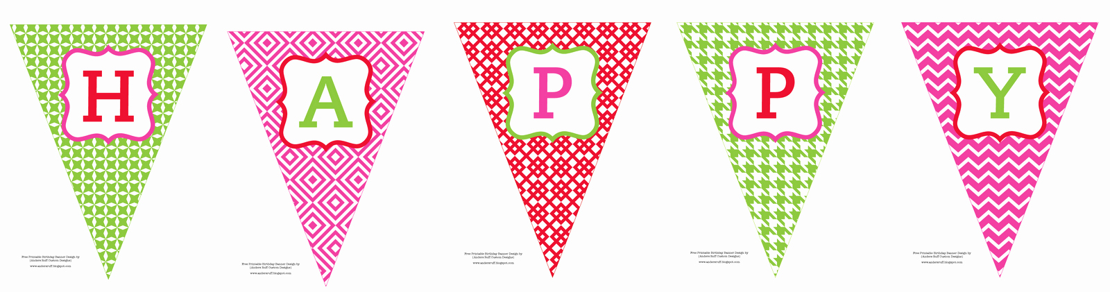 Happy Birthday Banner Template Inspirational Free Printable Happy Birthday Banner anders Ruff Custom