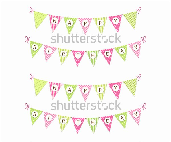 Happy Birthday Banner Template Lovely 23 Happy Birthday Banners Free Psd Vector Ai Eps