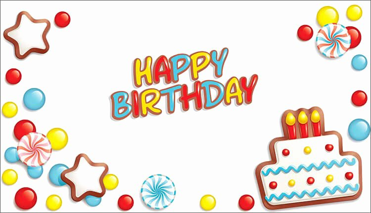 Happy Birthday Email Template Beautiful 15 Happy Birthday Email Templates Free & Premium Designs