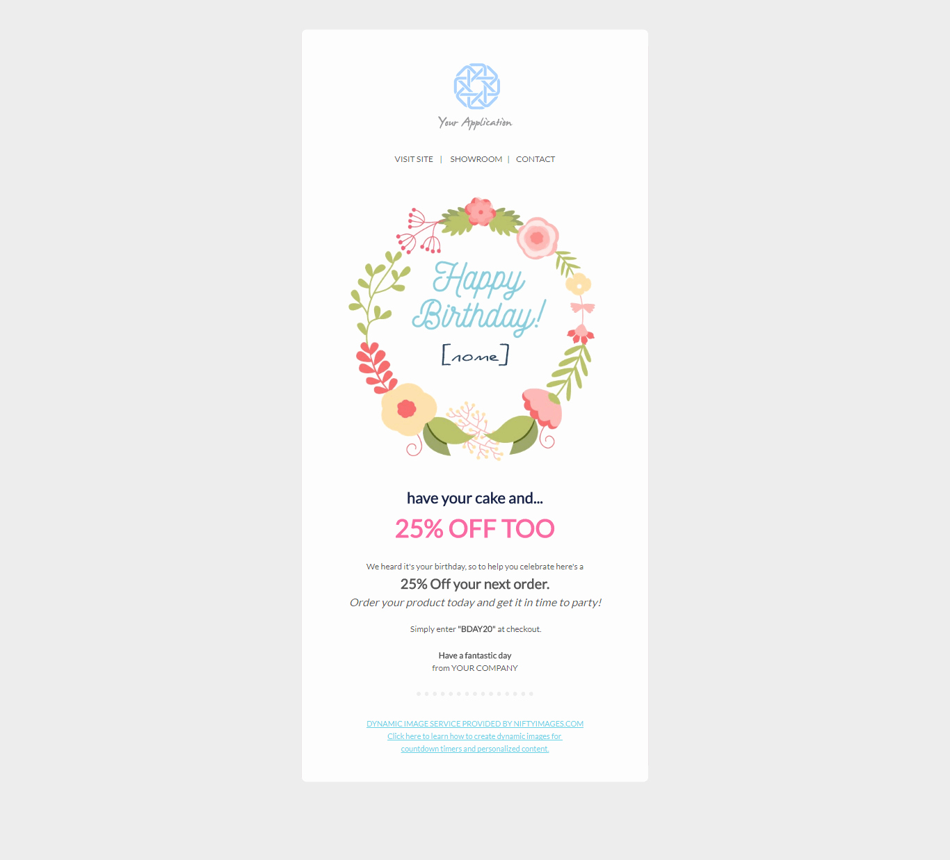 Happy Birthday Email Template Beautiful How to Find the Perfect Email Templates