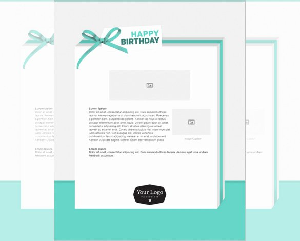 Happy Birthday Email Template Lovely 9 Happy Birthday Email Templates HTML Psd