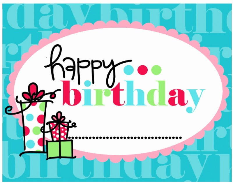 Happy Birthday Template Word Awesome Free Printable Happy Birthday Banner Templates