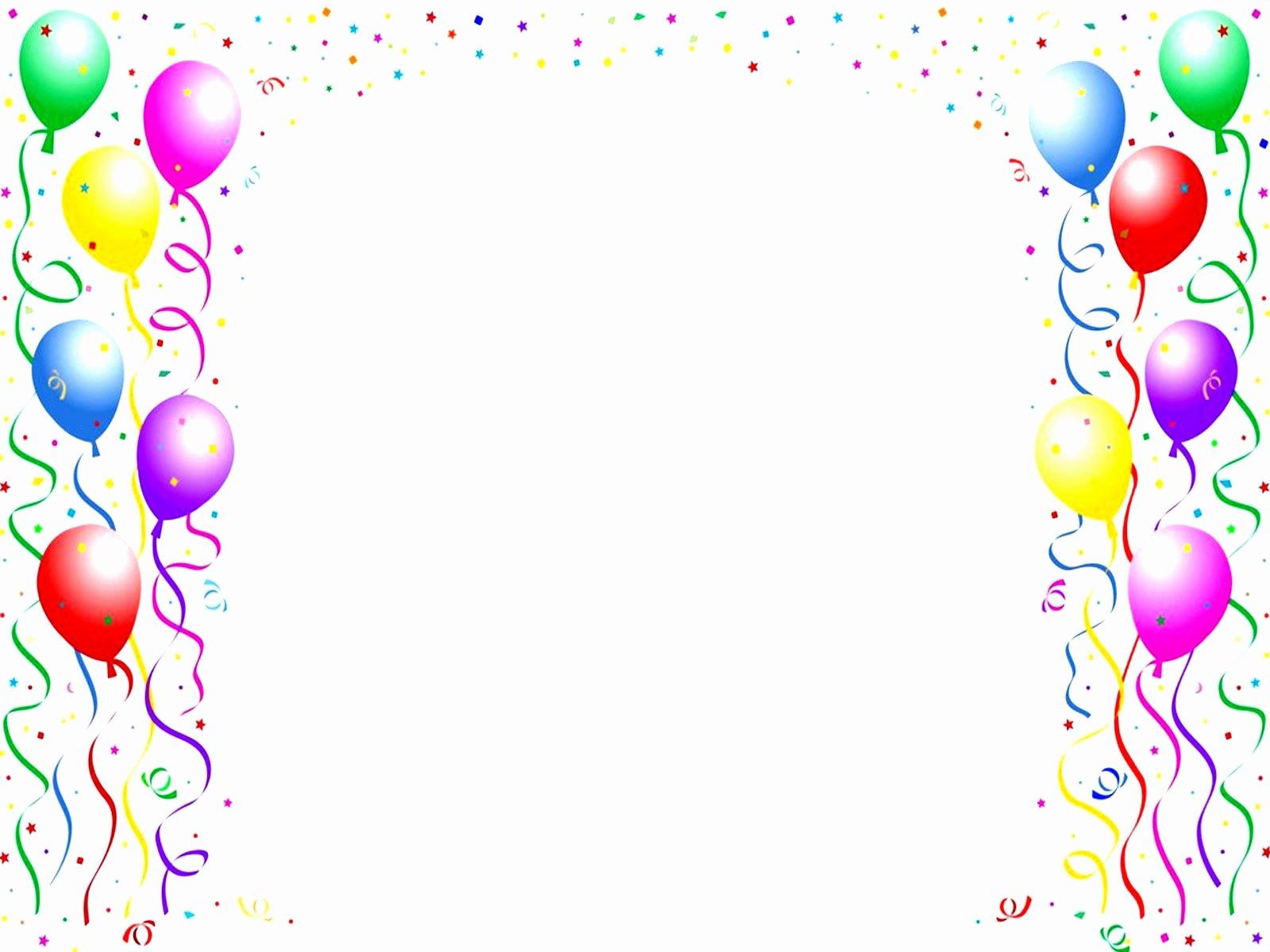Happy Birthday Template Word Beautiful Happy Birthday Template Word – Happy Holidays