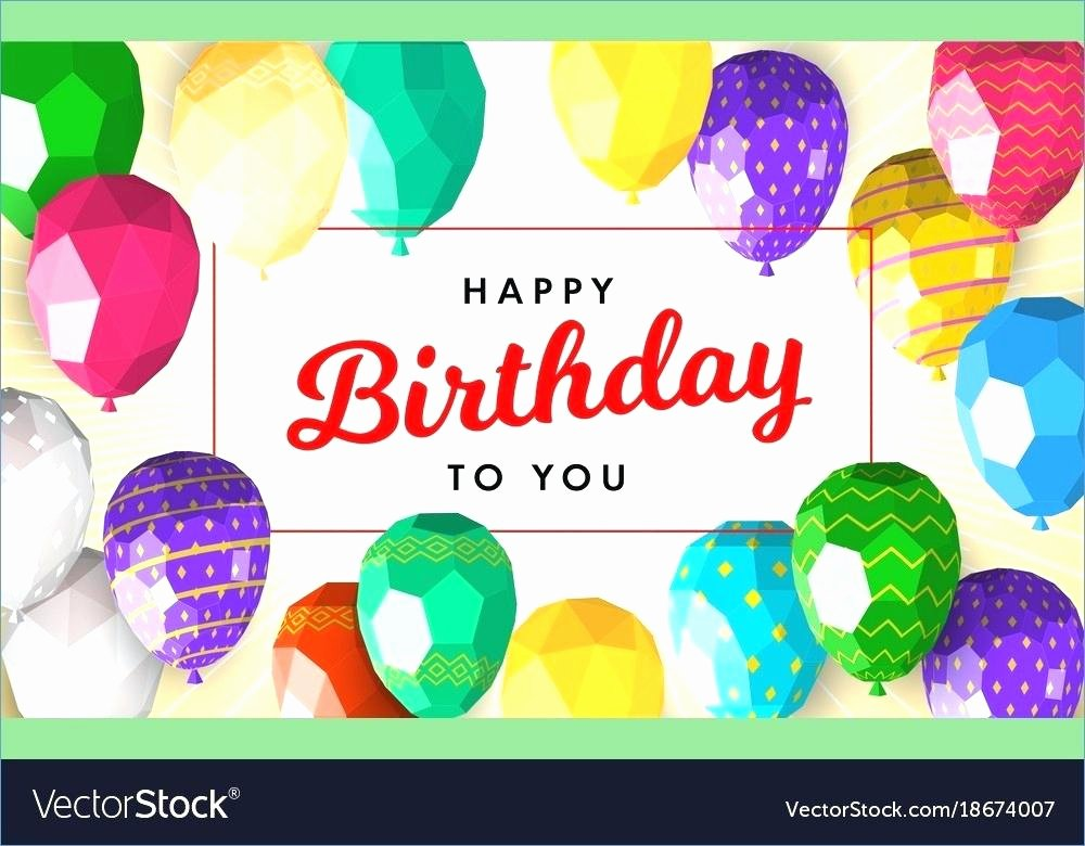 Happy Birthday Template Word Beautiful Happy Birthday Word Template Free Card Also E for Greeting