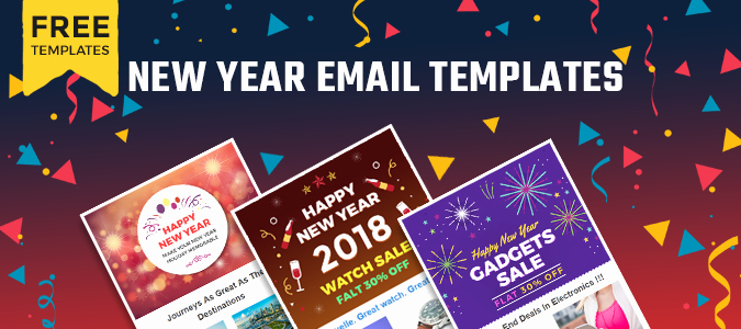 Happy New Year Email Template Luxury 5 New Year & Holiday Email Templates $0 [download now]