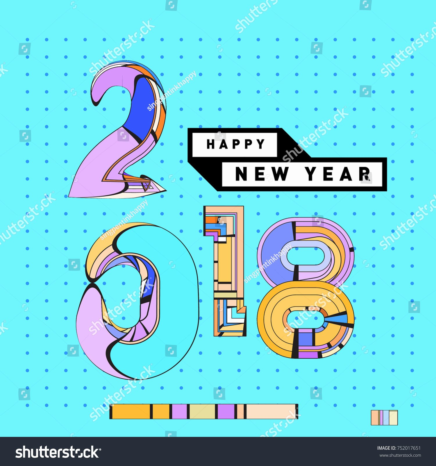 Happy New Year Email Template Luxury Happy New Year 2018 Email Template – Merry Christmas