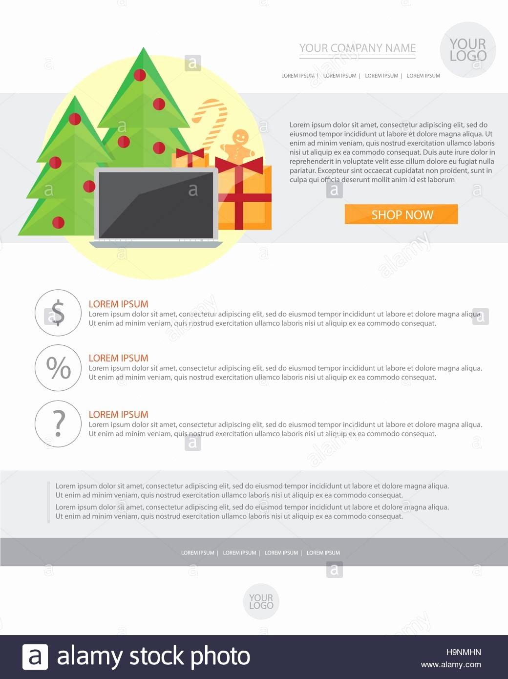 Happy New Years Email Template Awesome Happy New Year Email Template – Merry Christmas & Happy