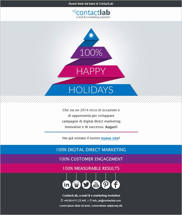 Happy New Years Email Template Elegant 14 New Year Email Templates – Free Psd PHP HTML Css