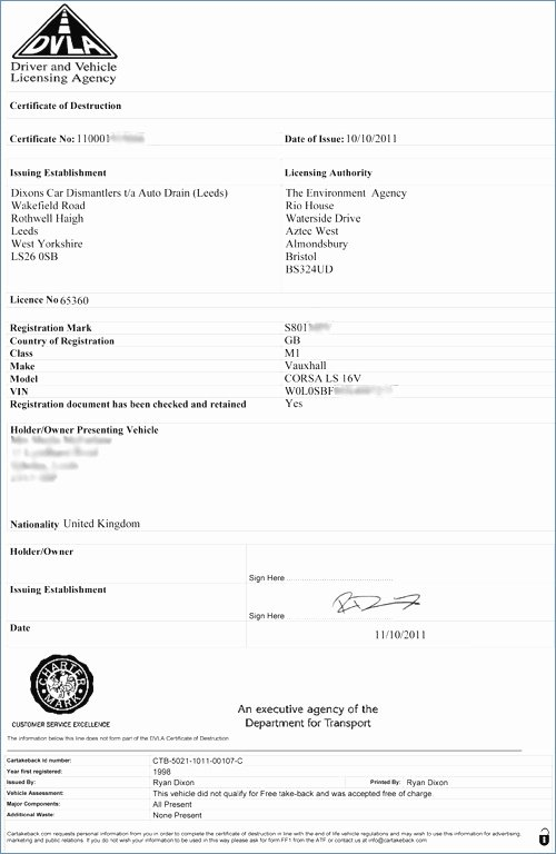 Hard Drive Destruction Certificate Template Elegant Certificate Data Destruction Template Uk Feedscast