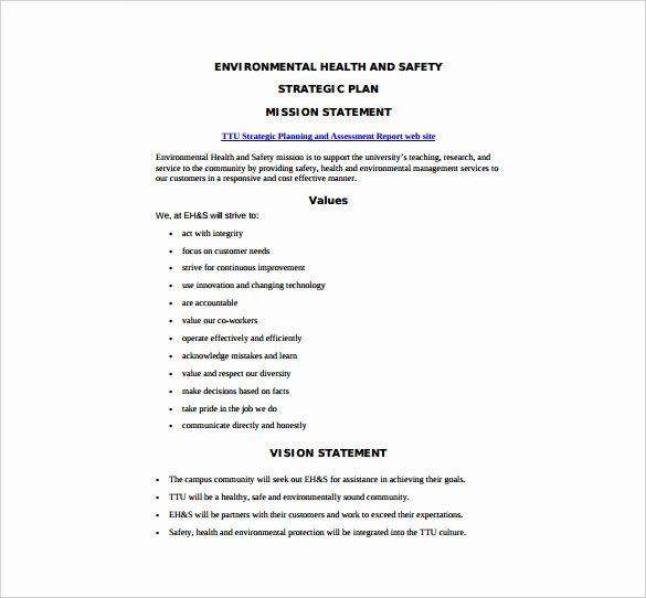 Health and Safety Plan Template Lovely 13 Health and Safety Plan Templates Free Sample