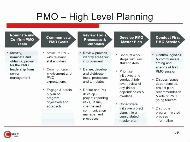 High Level Project Plan Template Lovely Project Plan Template Excel 2016 Planning Chart Templates