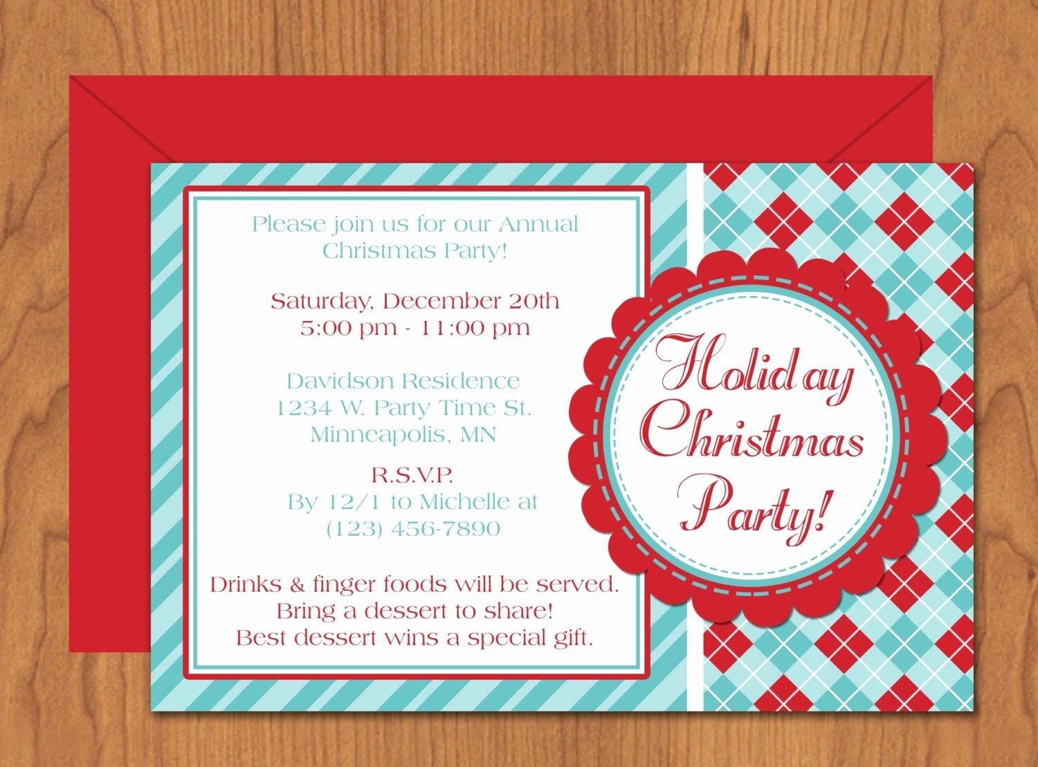 Holiday Party Invite Template Best Of Christmas Party Invitation Editable Template Microsoft