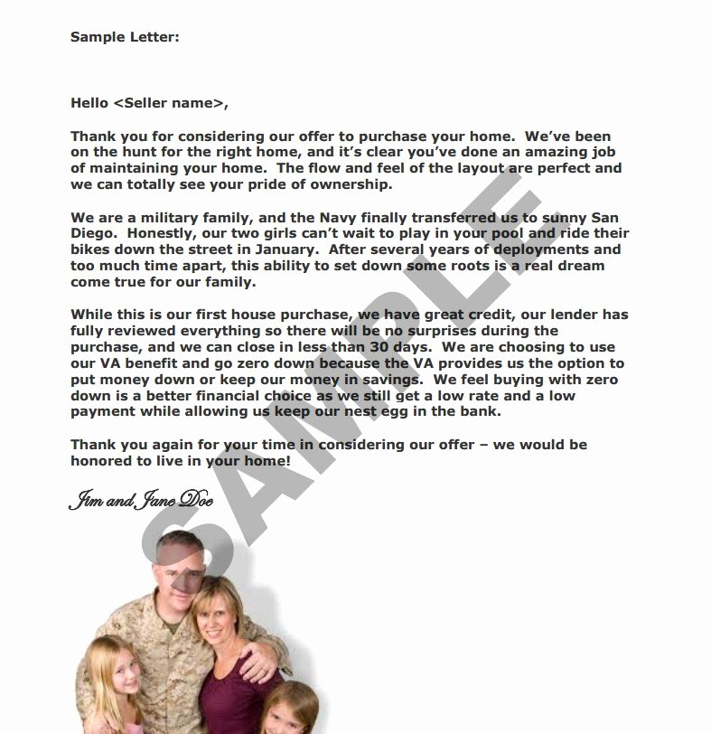 Home Buying Offer Letter Template Lovely Home Buyer Cover Letter Writing Tips & Samples